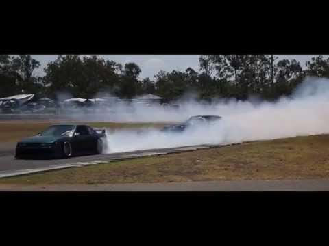 Queensland Raceways Drift Matsuri 2014 - Gearbox Media