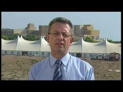 Frost Over The World - Gaza Conflict - 18 May 07