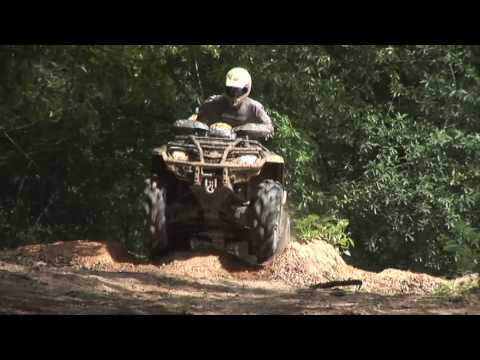 2010 Can-Am Outlander XTP 650 Video