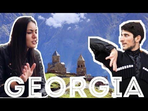 Откуда у меня Грузинская фамилия? Грузия (Тбилиси, Казбеги, Боржоми)