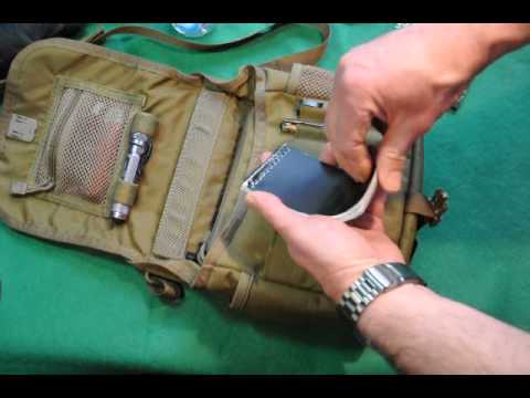 Blackhawk! Tactical Handbag - A Review