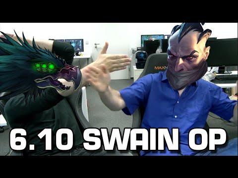 Premade #4 - Swain ist broken - Was nun?