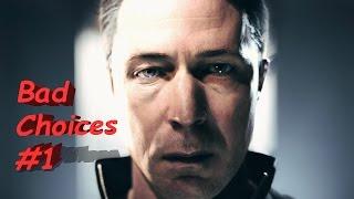 Quantum Break - Bad Choices Part 1 Hard Walkthrough