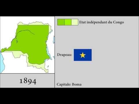 History of Congo-Kinshasa (1885-2015)