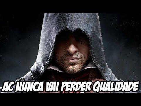 Ubisoft GARANTE que Assassins Creed nunca cairá de Qualidade...