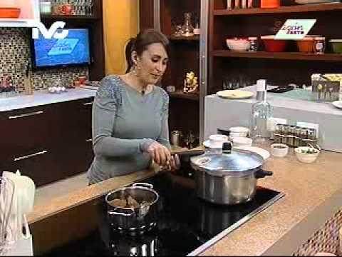 Receta para preparar Barbacoa de Ternera