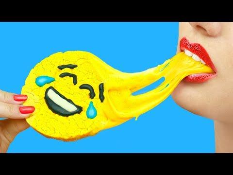 Съедобные игрушки антистресс – 8 идей