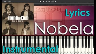 Nobela - Join the Club | Piano Instrumental