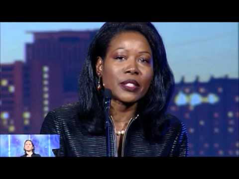 Pulitzer Prize-winning author Isabel Wilkerson at 142nd Annual Meeting