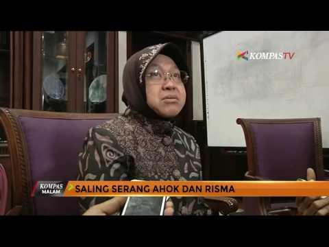 Ahok Sebut Surabaya Sebesar Jaksel, Risma Marah-marah