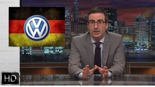 John Oliver - German Volkswagen is in trouble again