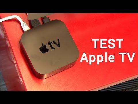 TEST Apple TV 4ème gén. : prometteuse mais perfectible