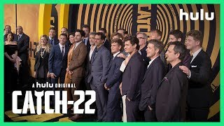 Catch-22: Premiere at TCL Chinese Theatre • A Hulu Original