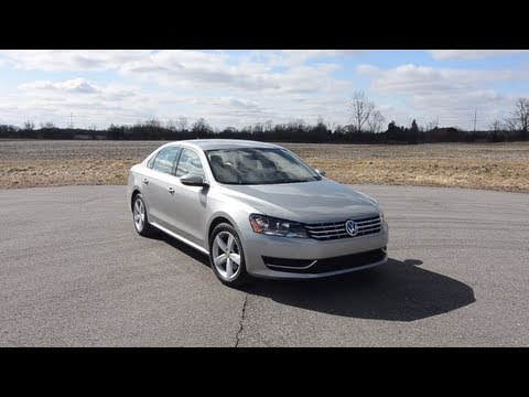 2012 Volkswagen Passat 2.5 SE - WINDING ROAD Quick Drive