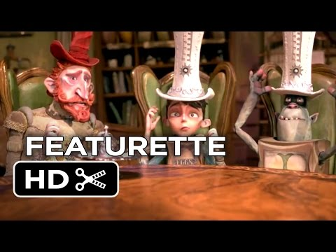 The Boxtrolls Featurette - Dress For Success (2014) - Stop-Motion Animated Movie HD