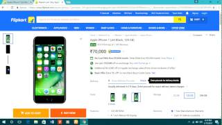 Buy iPhone 7 Free in India On Flipkart With Proved Must Watch It