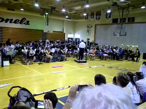 Come Sail Away by James Wood High School Marching Band 60th Anniversary Concert
