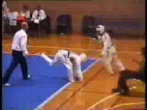 las mejores peleas de tae kwon do