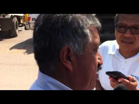 Piperos bloquean carretera federal Tuxtepec Valle Nacional