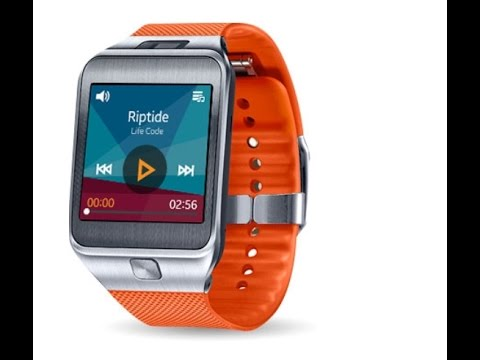 Samsung Gear 2 Smartwatch Operates Variety of Functions Without Reaching Samsung Galaxy Smartphone