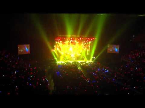 X Japan – Intro & Jade – Live in Bangkok 2011 [1]