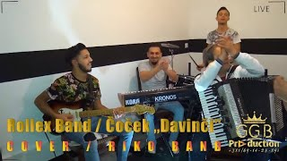 ROLLEX BAND / COCEK ,,DAVINCI'' / COVER - RIKO BAND (G.G.B PPRODUCTION ®️ LESKOVAC) ©2019