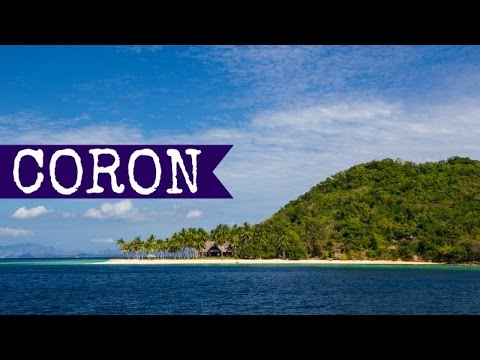 Coron, Palawan, Philippines 2015 - FULL HD