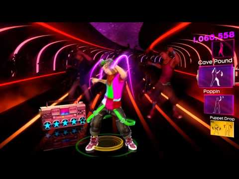 Dance Central - Fire Burning (Hard) HD Music Videos