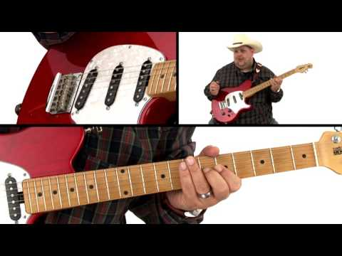 Johnny Hiland Guitar Lesson - #2 Working Man Blues Rhythm