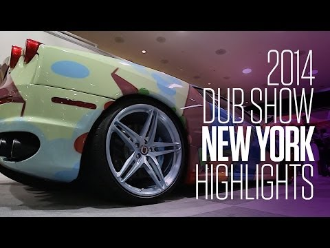 2014 DUB Show Tour: New York Highlights