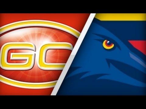 Highlights: R6 v Gold Coast Suns