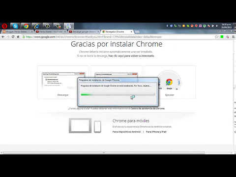 Descargar google chrome 2013 ultima version gratis en español