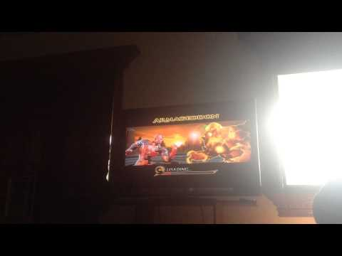 Mortal kombat Armageddon part 2