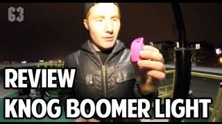 Knog Boomer Lights Review
