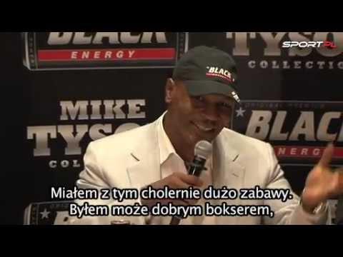 Mike Tyson W Warszawie: Zawsze Lubiłem Gołotę. Został Wykorzystany. Okradli Go Z Tytułów