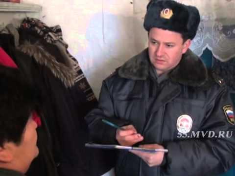 Убийство в Москаленском районе 06.12.13