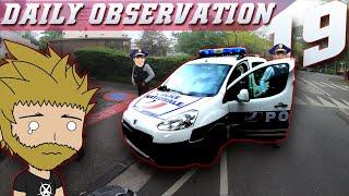 J'EVITE L'ORAGE MAIS PAS LA POLICE - DO  #19
