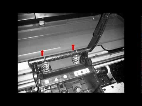 Reset/Disable HP Printer Ink Levels - HP Photosmart B110a / B010a / 5510 (HP 364)