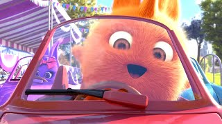 Sunny Bunnies | Bunny Car Race | COMPILATION | Videos For Kids | WildBrain