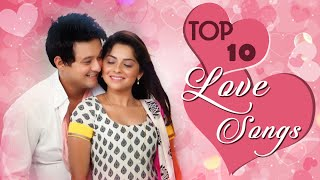 Top 10 Love Songs | Most Romantic Songs | Jukebox | Best Marathi Songs | Tola Tola & More