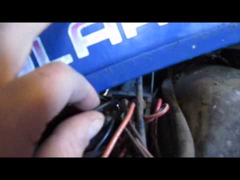 1995 Polaris Magnum 425 ATV (& Others) ~ Disable Reverse Override Function