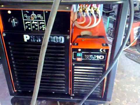 100 Amp Disconnect >> Kemppi PSS 5000 ACDC TIG Welder or Combined MIG and TIG ...