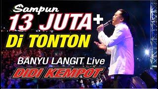 Download Lagu BANYU LANGIT - DIDI KEMPOT asli LIVE Gratis STAFABAND