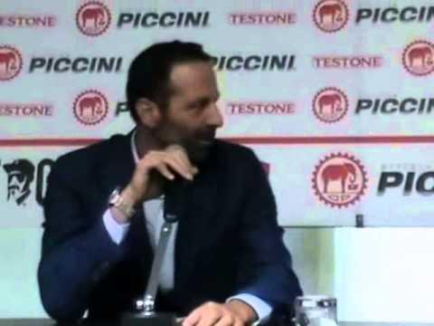 Conferenza di presentazione Rodrigo Taddei 21 luglio 2014 - parte 2