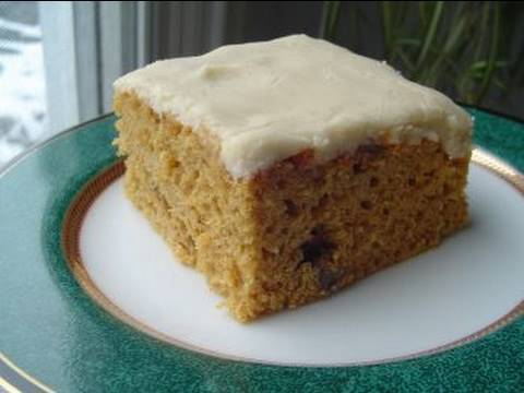 Recipes Using Cake Mixes: #8 Sweet Potato Cake with Browned Butter Icing