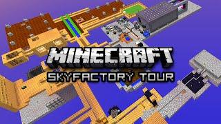 Minecraft: SKY FACTORY TOUR