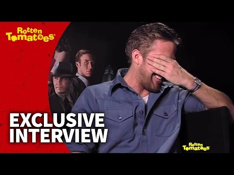 Ryan Gosling Gets Embarrassed by a Dish Towel