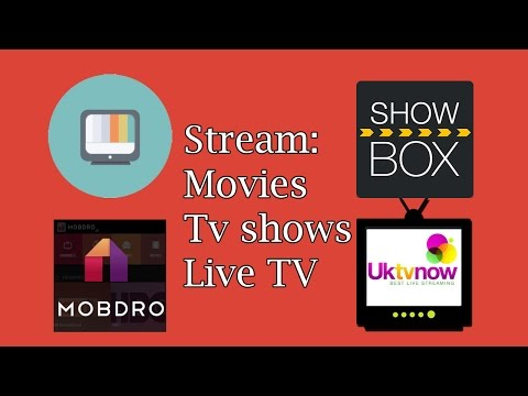 How to Watch Any Movie or TV Show Stream It with