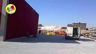 crollo torre ex zuccherificio porto tolle