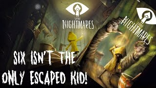 Six ISN'T the Only Escaped Kid | Little Nightmares Comic Book Issue 1 and Theories
